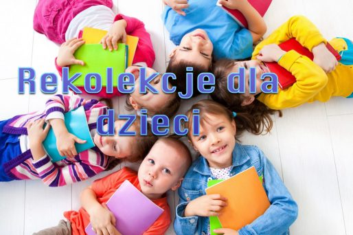 rekolekcje dla dzieci