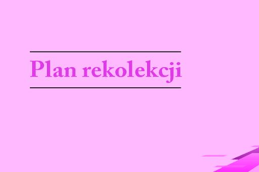 rekolekcje